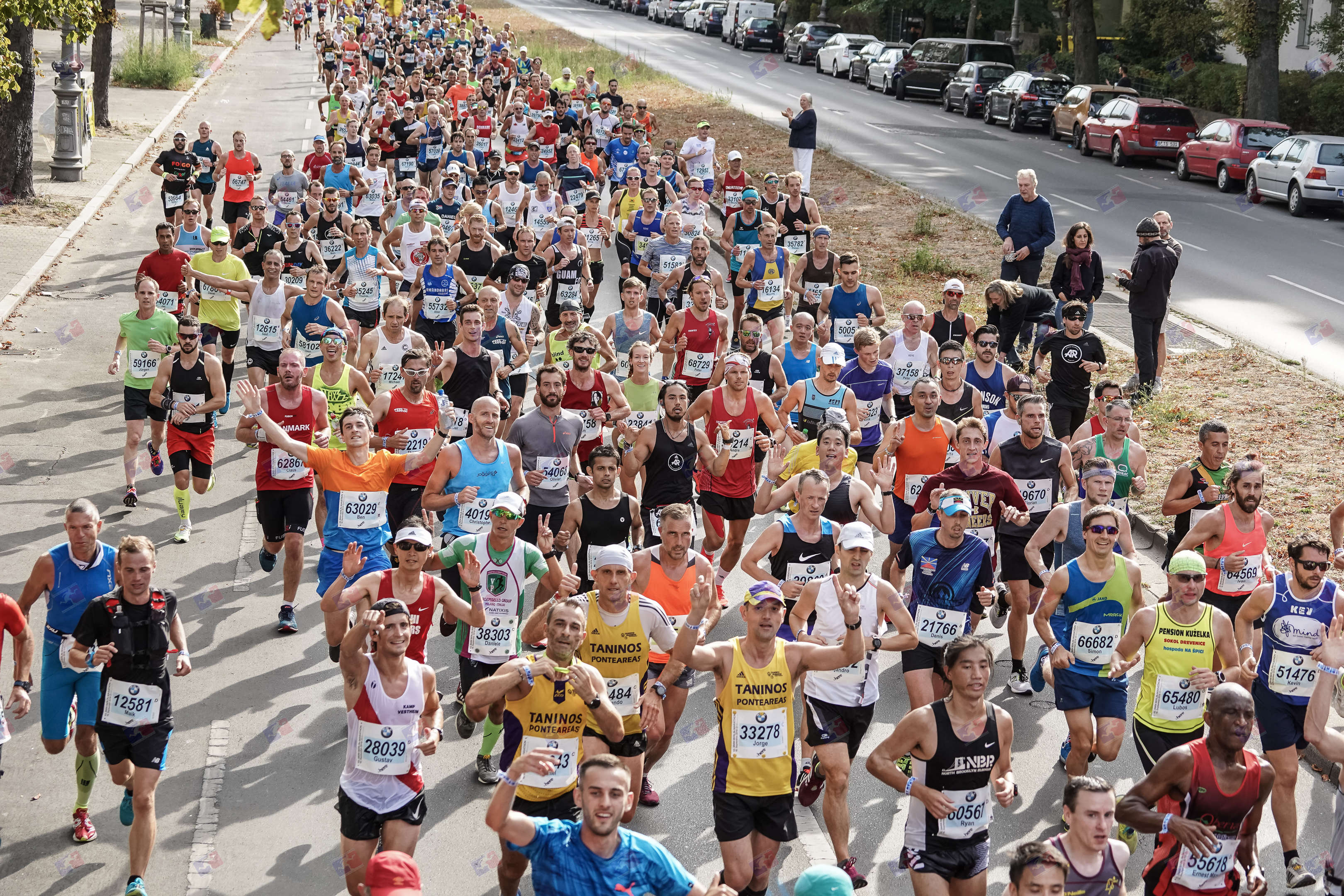 """BMW Berlin Marathon"" 2018"